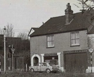 Burgess Offices in Batterdale, Old Hatfield.
